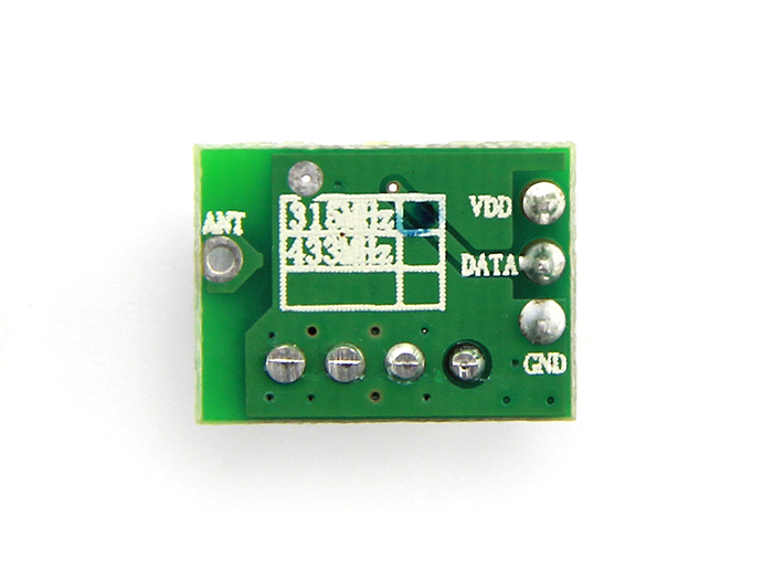 315MHz ASK&OOK Transmitter module