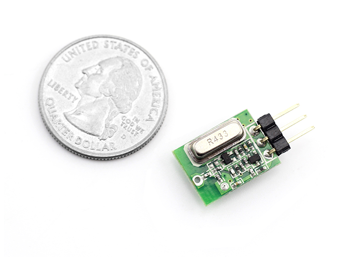 433MHz ASK/OOK Transmitter module