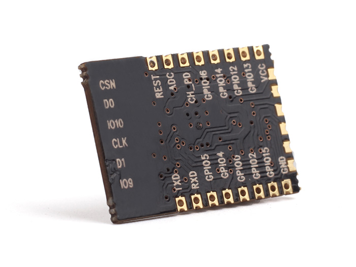 ESP8266 based WiFi module - SPI supported