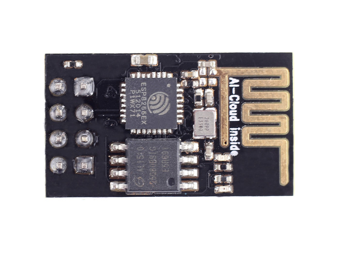 WiFi Serial Transceiver Module w& ESP8266 - 1MB Flash