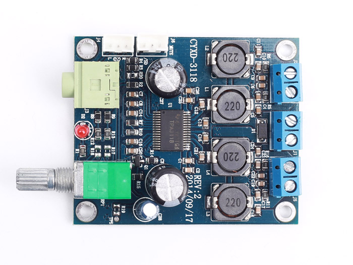 Audio Amplifier Module A25