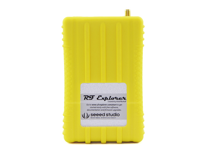 RF Explorer Protection Boot (Yellow)