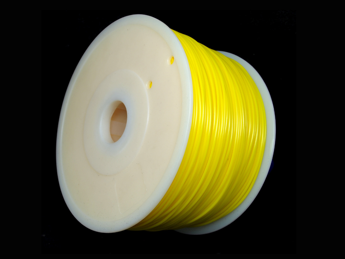 3D Printer ABS Filament - Yellow