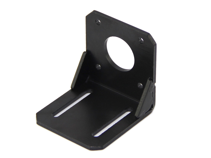 42 Step Motor Frame - Black