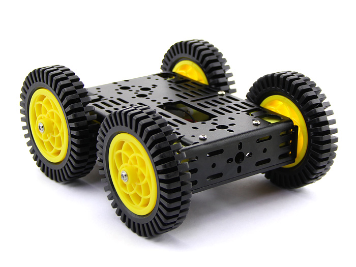 Multi Chassis-4WD Robot Kit (ATV version)