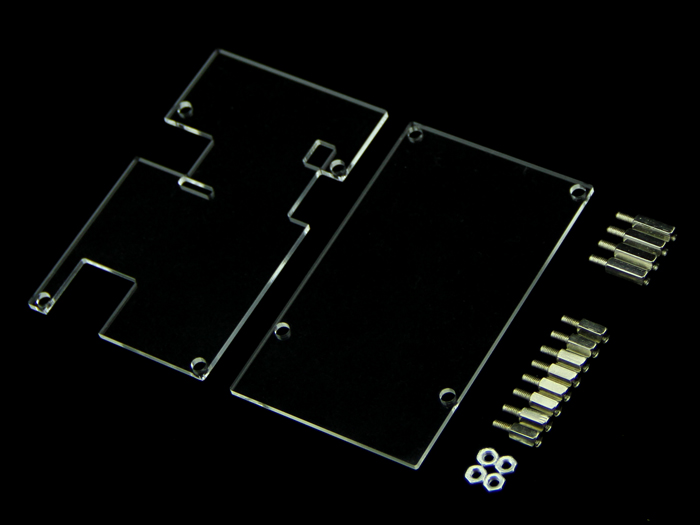 Acrylic Case for Cubieboard A20