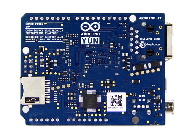Arduino yÚn compatible seeed studio