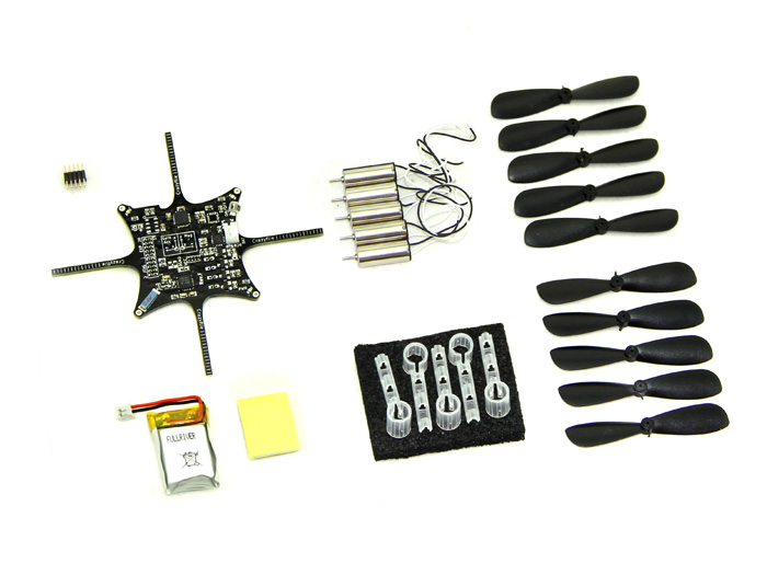 Crazyflie Nano Quadcopter Kit 6-DOF (BC-CFK-03-A)