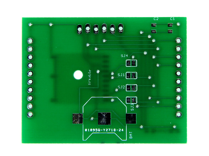 The Locator - 43oh MTK3339 GPS Launchpad Boosterpack