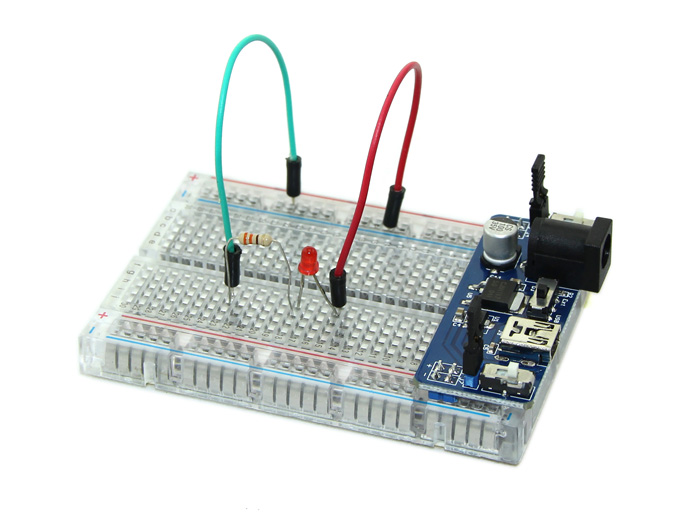 5V 3.3V Breadboard Power Supply