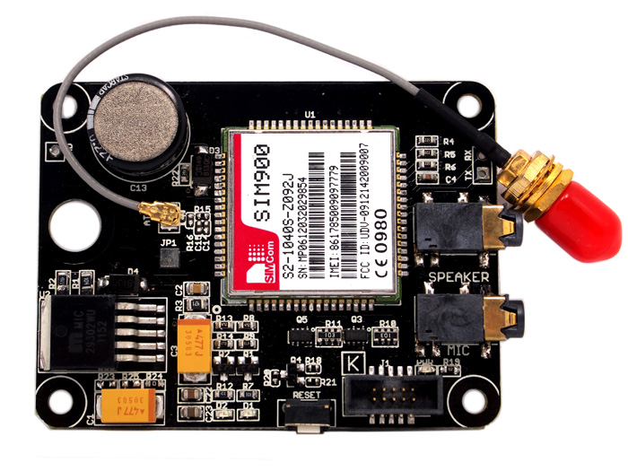 Cellular Radio - .NET Gadgeteer Compatible