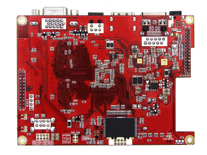 Cubietruck Kit - Dual Core Single-board Computer