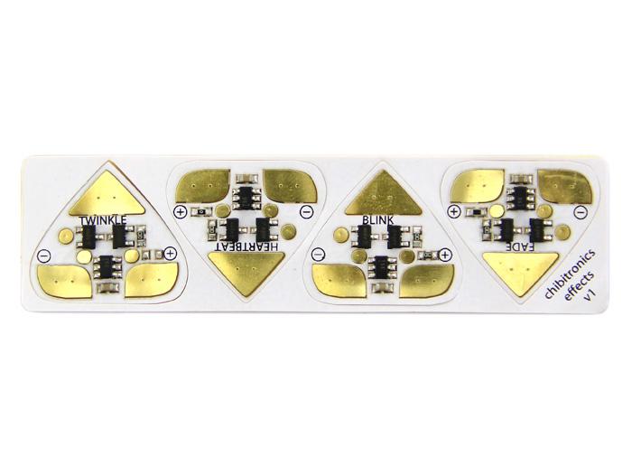 Circuit Sticker Effects Kit - twinkle&heartbeat&fade&blink - Led for ...