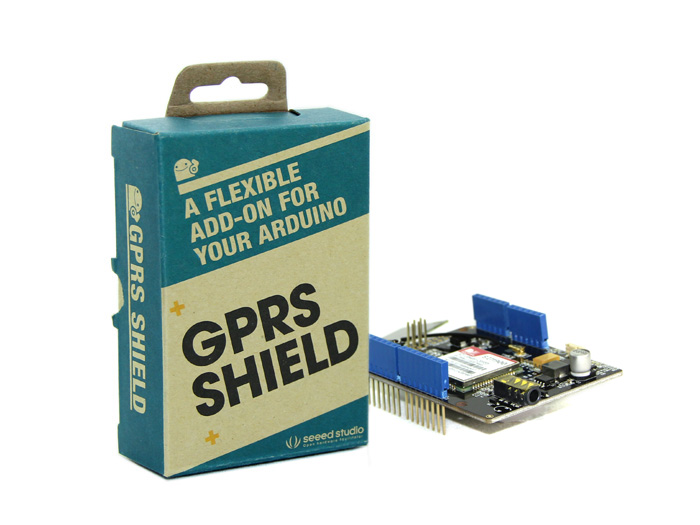 GPRS Shield V2.0