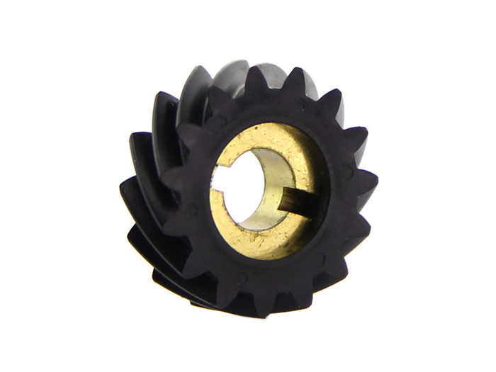 Helical gear set (for 90 degrees transmission)