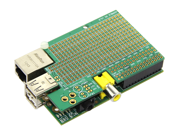 Humble PI - Prototype Board for Raspberry Pi