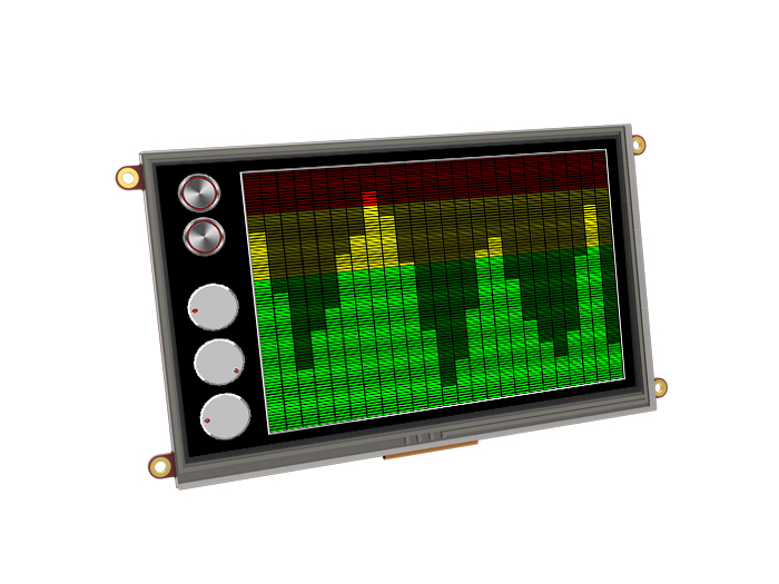 7.0 Inch Intelligent Display Module - Touchscreen