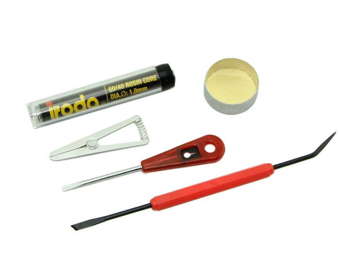 Weller Battery Soldering Iron Kit Bp865mp 6 8 Watt