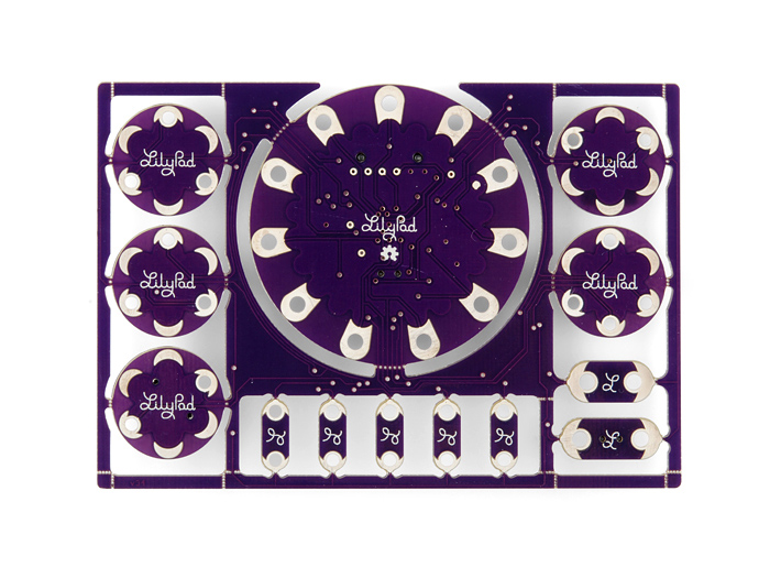 ProtoSnap - LilyPad Development Board V3.0