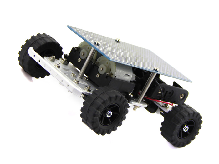Mr.Basic Mobile Robotic Platform
