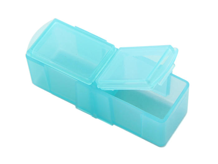 Plastic Storage Box - Multicolour
