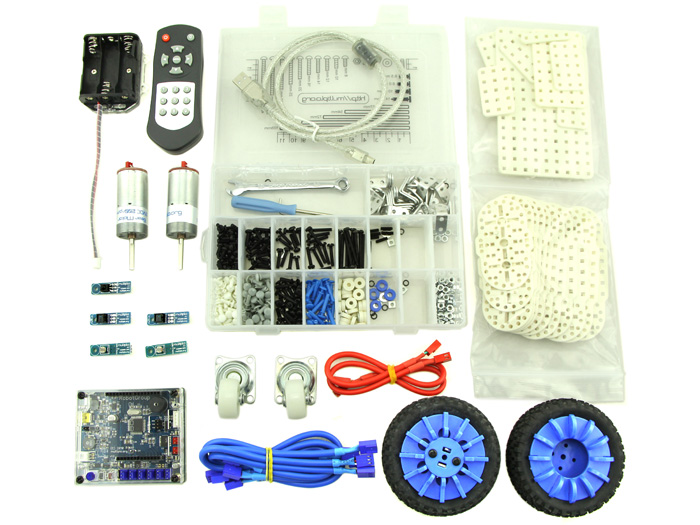 Multiplo - Robot Starter Kit