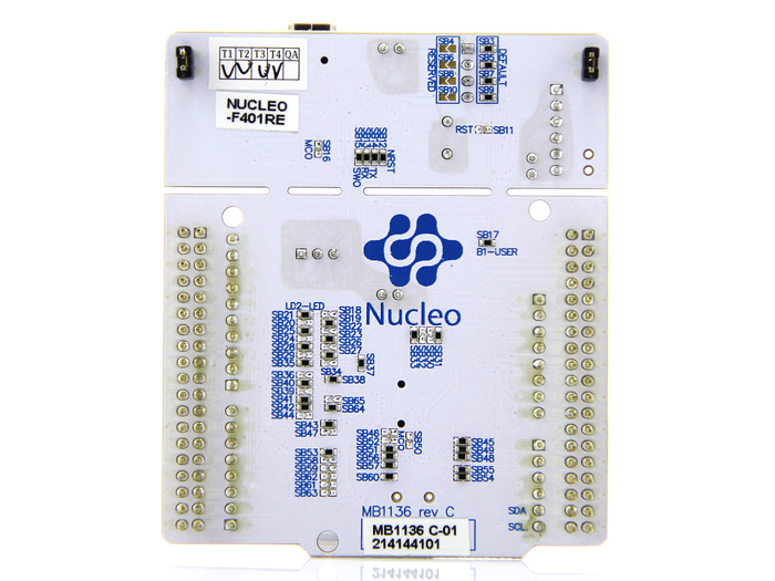 NUCLEO F401RE - Development Board for STM32