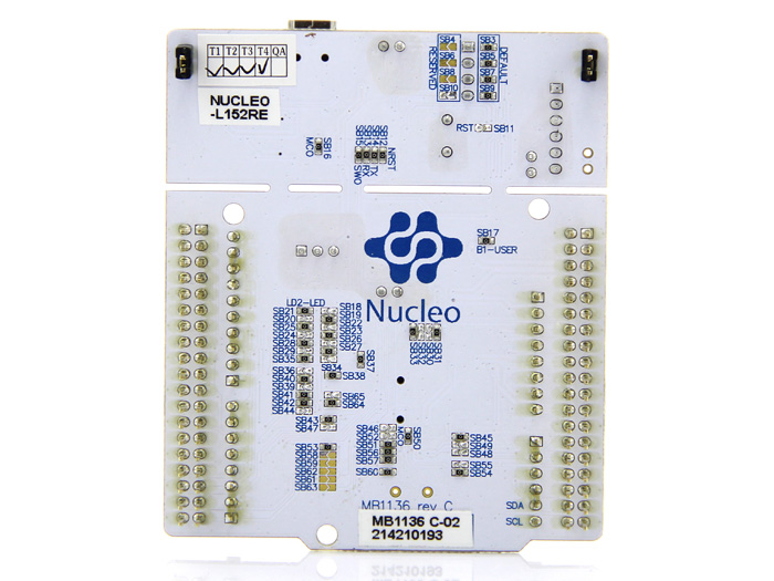 NUCLEO L152RE - Development Board for STM32