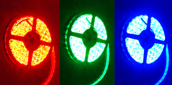Flexible LED Strip - RGB