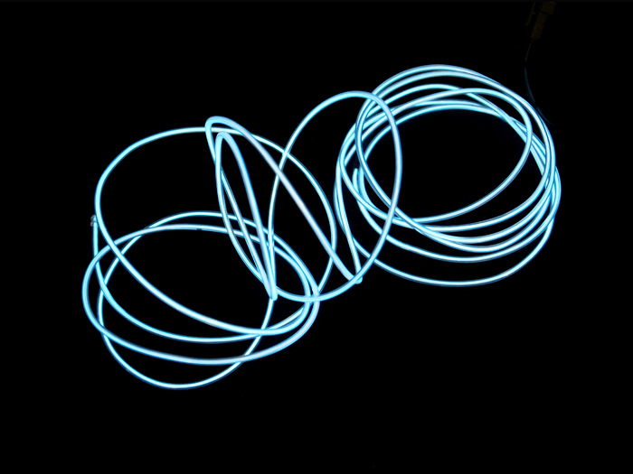EL Wire-White 3m - Led for Interaction - Seeed Studio