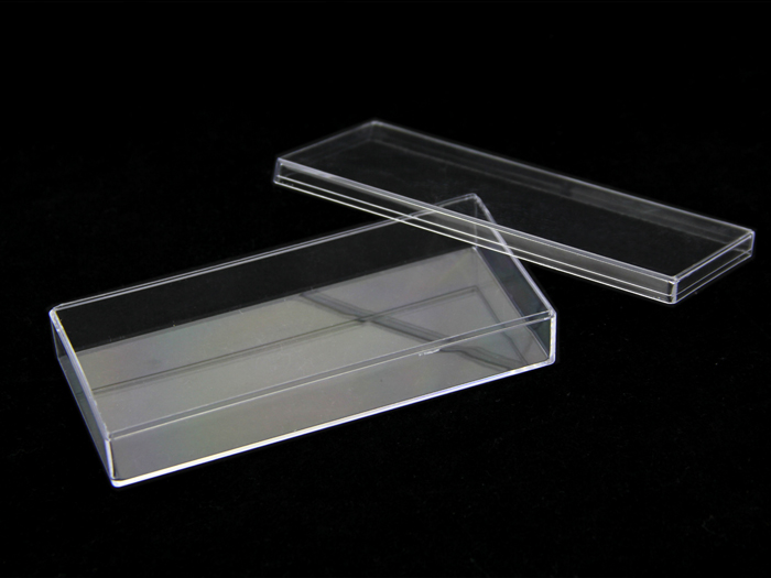 PS(Poly Styrene) Transparent Case - 140x65x25 mm