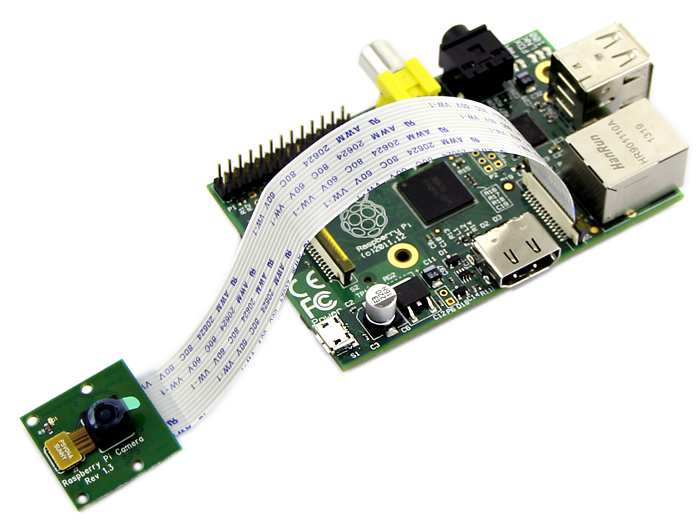 Raspberry Pi Camera Module - Accessories for Raspberry pi - Seeed ...