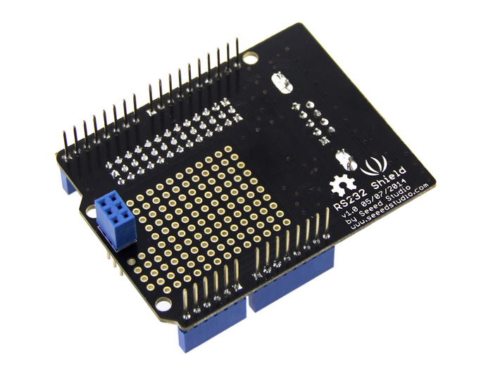 RS232 Shield