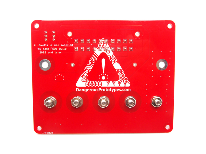 ATX breakout board bench power supply