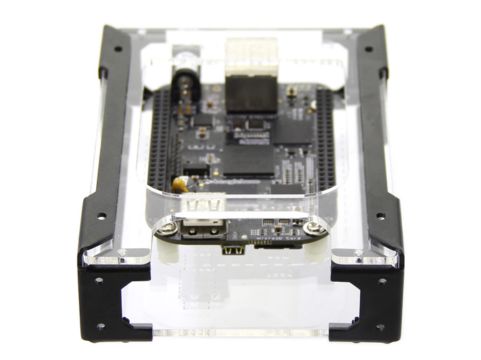 Skeleton Box For Beaglebone