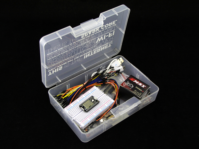 Spark Maker Kit - WiFi CC3000