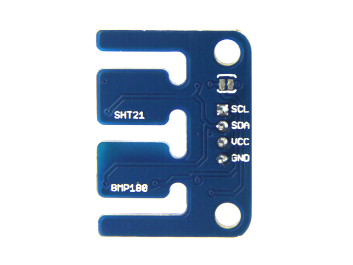 TPH Board - the Temperature Pressure Humidity Sensor Board
