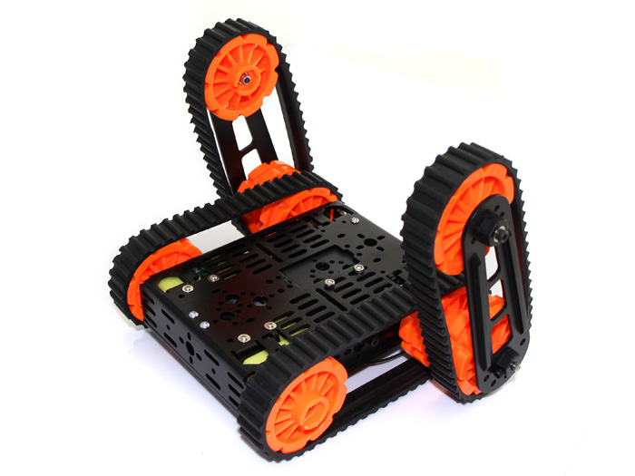 Multi Chassis Tank (Rescue Version) Robot Platform