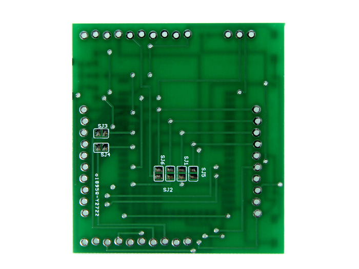 Wirefree - 43oh Wizfi210 WiFi LaunchPad BoosterPack