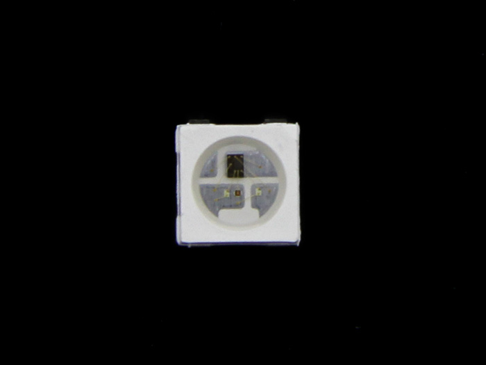 WS2812B RGB LED with Integrated Driver Chip (10 PCs pack)