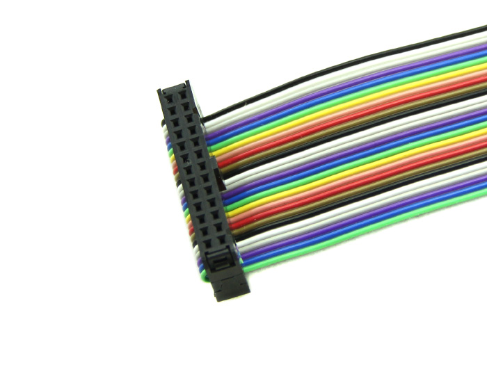 Rainbow GPIO Ribbon Cable Wire for Raspberry Pi