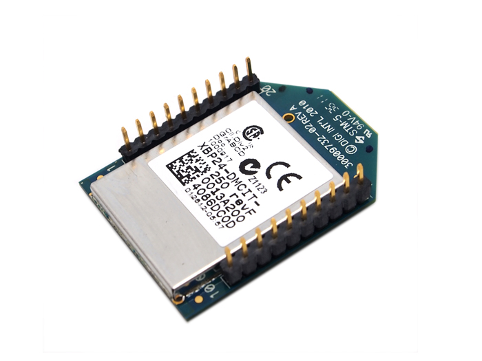 XBee Pro Chip Antenna - S1 (DigiMesh 2.4)