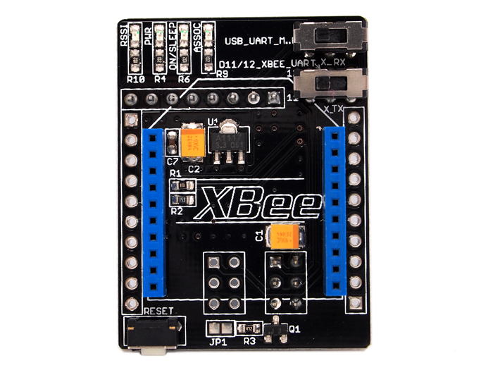 Xbee shield wireless seeed studio
