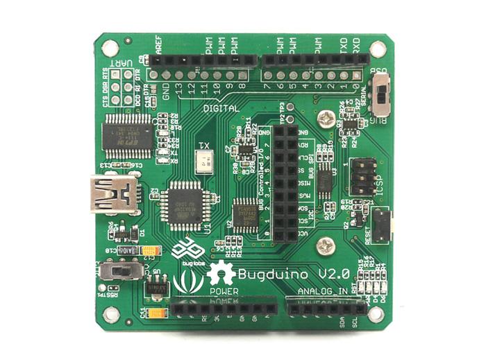 Bugduino V2.0