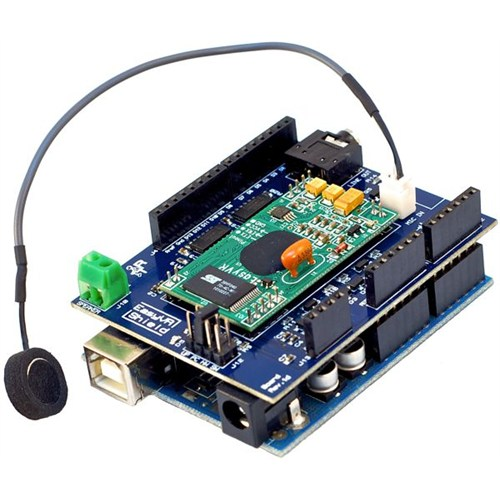 EasyVR Shield for Arduino
