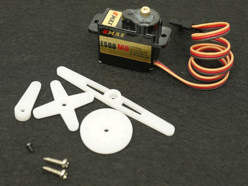 EMax 12g ES08MD high Sensitive servo