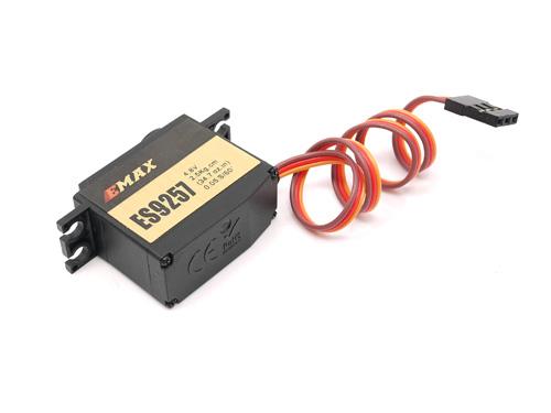 EMAX ES9257 2.5kg& .05 sec Micro Digital 3D Tail Servo