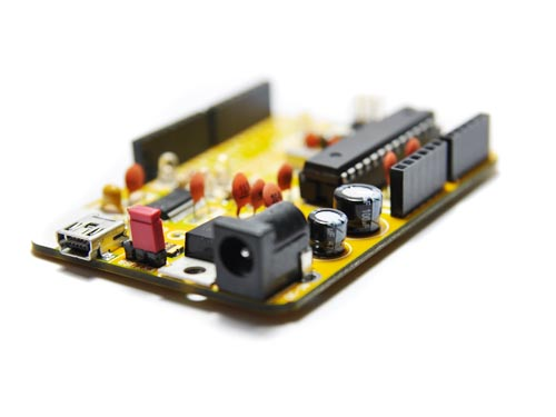 Freeduino USB complete KIT