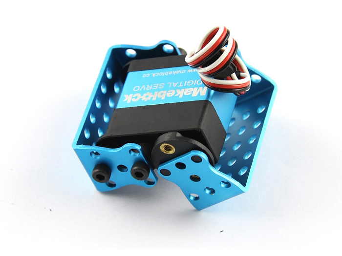 Makeblock Servo Robot Pack - Blue