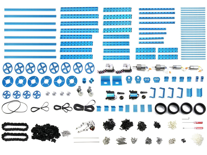 Makeblock Lab Robot Kit - Blue
